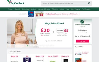 Free money with Top CashBack