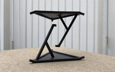 3d Printed Tensegrity Table